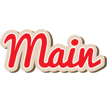 Main chocolate logo