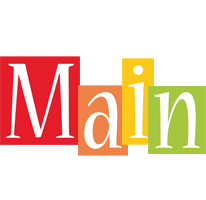 Main colors logo