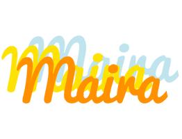 Maira energy logo