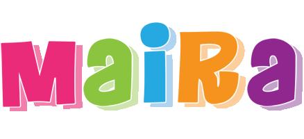 Maira friday logo