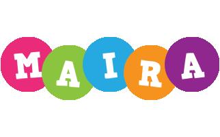 Maira friends logo