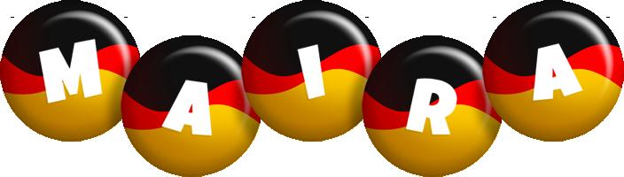 Maira german logo