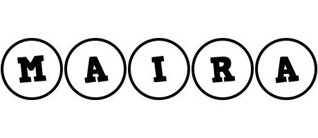 Maira handy logo