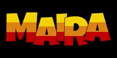 Maira jungle logo