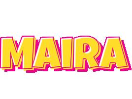Maira kaboom logo
