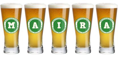 Maira lager logo