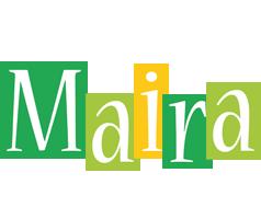 Maira lemonade logo