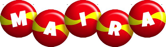 Maira spain logo