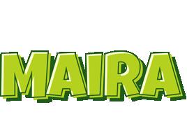 Maira summer logo