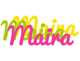 Maira sweets logo