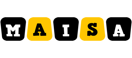 Maisa boots logo