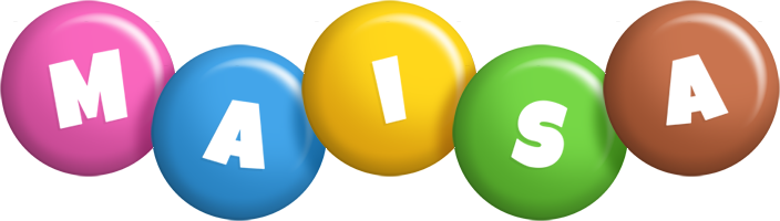 Maisa candy logo