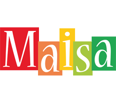 Maisa colors logo