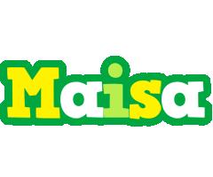 Maisa soccer logo