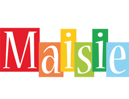 Maisie colors logo