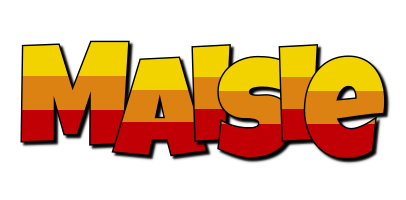 Maisie jungle logo