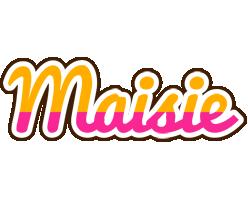 Maisie smoothie logo