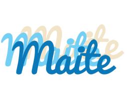 Maite breeze logo