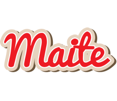 Maite chocolate logo