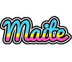 Maite circus logo