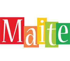Maite colors logo