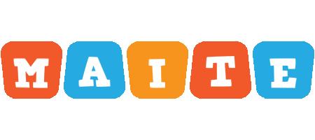 Maite comics logo