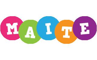 Maite friends logo