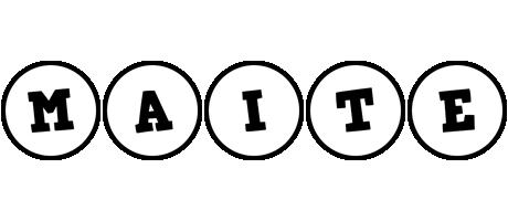 Maite handy logo