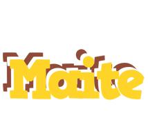 Maite hotcup logo
