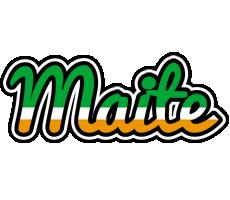 Maite ireland logo