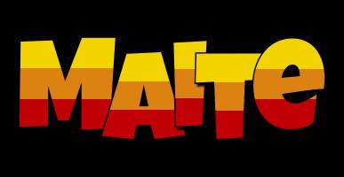 Maite jungle logo