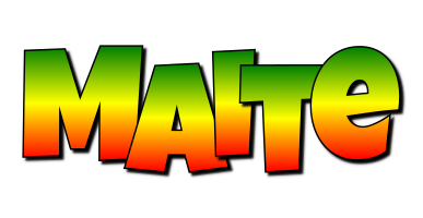 Maite mango logo