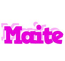 Maite rumba logo