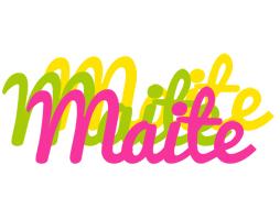 Maite sweets logo
