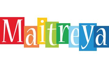 Maitreya colors logo