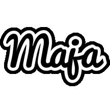 Maja chess logo