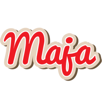Maja chocolate logo
