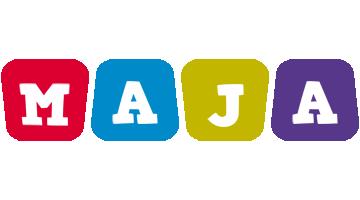 Maja daycare logo