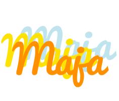 Maja energy logo