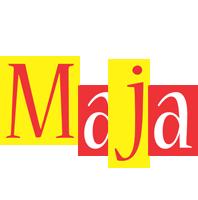 Maja errors logo
