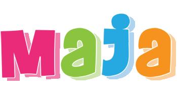 Maja friday logo