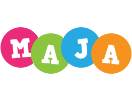 Maja friends logo