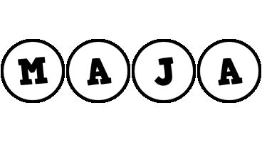 Maja handy logo