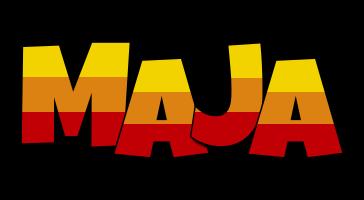Maja jungle logo