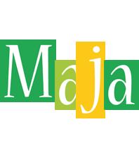 Maja lemonade logo