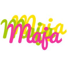 Maja sweets logo