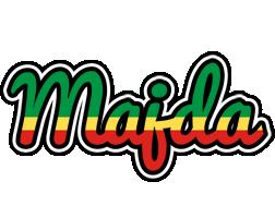 Majda african logo