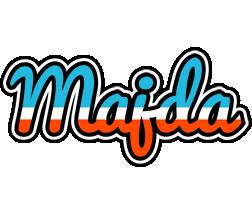 Majda america logo