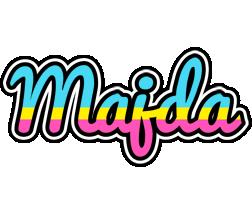 Majda circus logo