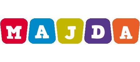 Majda daycare logo